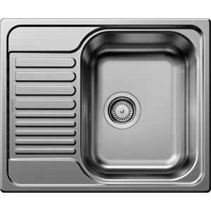Мойка кухонная Blanco Tipo 45 s mini нерж сталь декор (516525) + сифон декор pamesa mood lazos blanco pack 2 40x60 комплект