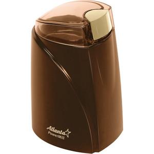 Кофемолка Atlanta ATH-278 коричневый кофемолка atlanta ath 3391 коричневый