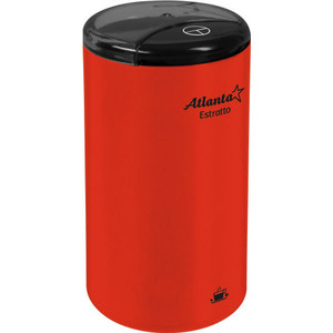 Кофемолка Atlanta ATH-3391 красный кофемолка atlanta ath 3391 коричневый