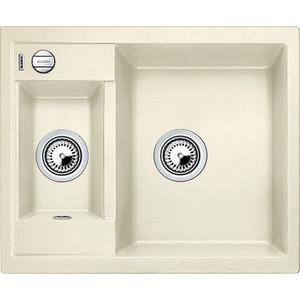 Мойка кухонная Blanco Metra 6 жасмин с клапаном-автоматом (516158) цена и фото