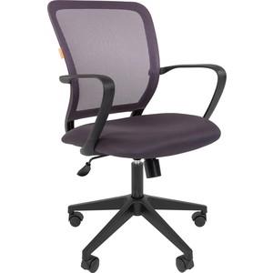 Офисноекресло Chairman 698 TW серый офисноекресло chairman 698 серый пластик tw красный