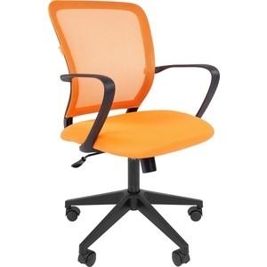 Офисноекресло Chairman 698 TW оранжевый офисноекресло chairman 698 серый пластик tw красный