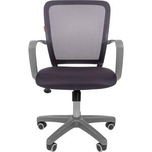 Офисноекресло Chairman 698 серый пластик TW серый zuk серый 3g64g
