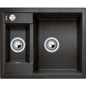 Мойка кухонная Blanco Metra 6 антрацит с клапаном-автоматом (516165)