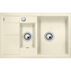 цены Мойка кухонная Blanco Metra 6 s compact жасмин с клапаном-автоматом (513469)