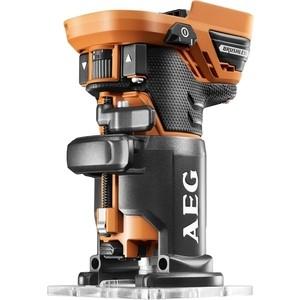 Кромочный фрезер аккумуляторный AEG BOF18BL-0