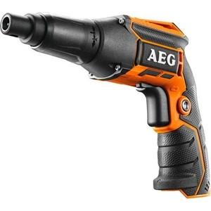 Гайковерт ударный аккумуляторный AEG BTS12C-0 гайковерт электрический bosch gds 30 0 601 435 108 ударный