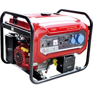 Генератор бензиновый Elitech БЭС 8000 ЕТАМ генератор бензиновый elitech бэс 6500 e