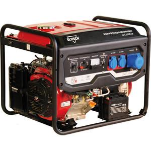 Генератор бензиновый Elitech СГБ 6500ЕАМ генератор бензиновый elitech сгб 6500 р
