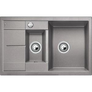 Мойка кухонная Blanco Metra 6 s compact алюметаллик с клапаном-автоматом (513553) maneki fantasy 9 14 44