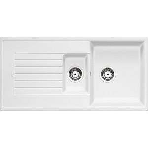 Фотография товара мойка кухонная Blanco Zia 6s белый (514742) (85227)