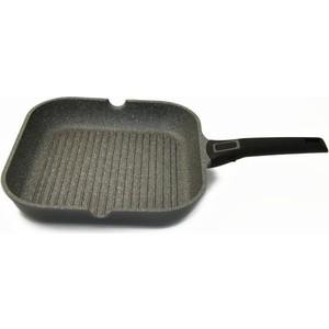 Сковорода-гриль 28х28 см Gipfel Batista (2685) сковорода для блинов d 28 см gipfel batista 2686