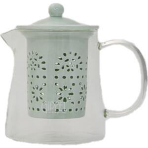 Чайник заварочный 0.5 л Gipfel Marianni (7160) gipfel чайник для кипячения воды visit 2 7 л