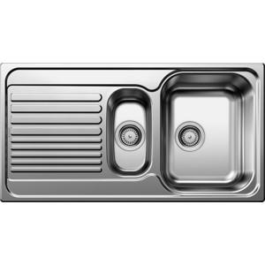 Мойка кухонная Blanco Tipo 6 s нерж сталь матовая (511929) кухонный смеситель blanco actis нерж сталь