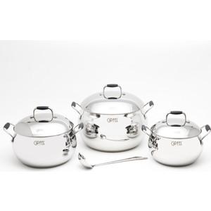Набор посуды 7 предметов Gipfel Minestrone (1536) набор посуды эмаль элеонора 7 предметов