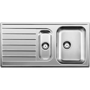 Мойка кухонная Blanco Livit 6 s нерж сталь полированная акснерж сталь (514796) смеситель для мойки blanco actis coffee