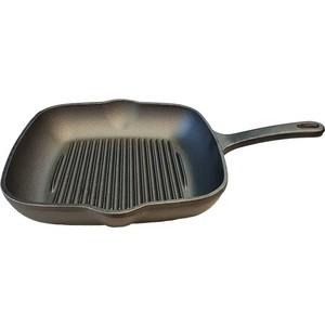 Сковорода-гриль 28х28 см Gipfel Diletto (2151) сковорода gipfel diletto диаметр 20 см