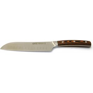 Нож поварской сантоку 17 см Gipfel Tiger (6976) нож сантоку 17 8 см tima vintage vt 04