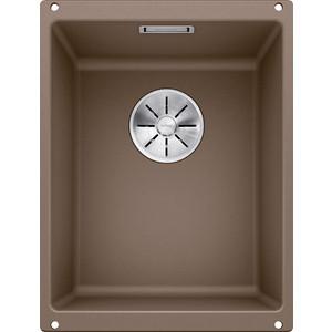 Мойка кухонная Blanco SubLine 320-u серый беж (523413/517427) blanco fontas гранит серый беж