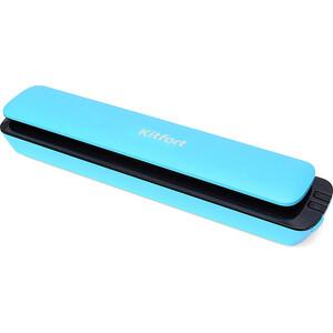 Вакуумный упаковщик KITFORT KT-1503-3 голубой обогреватель aeg wkl 1503 s wkl 1503 s
