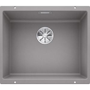 Купить со скидкой Мойка кухонная Blanco SubLine 500-u алюметаллик (523434/513414)