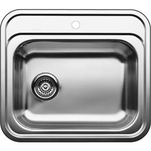 Мойка кухонная Blanco Dana-if полированная нерж сталь (514646) цена и фото