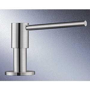 Купить со скидкой Дозатор Blanco для мыла piona нерж сталь полированнная (517537)