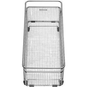 Корзина Blanco для посуды с держателем нерж сталь 360х160 мм (223297) ситечко для чайника яйцо нерж сталь vetta