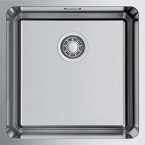купить Мойка кухонная Omoikiri Tadzava 44-U-IN Quadro, 440*440, нержавеющая сталь (4993509) по цене 12888 рублей