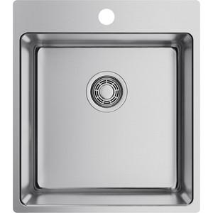 Мойка кухонная Omoikiri Amadare 44-IN, 440*500, нержавеющая сталь (4993640) support rail steel 500 in d 48 in