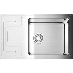 Мойка кухонная Omoikiri Mizu 78-R,780*480, нержавеющая сталь (4973005) стоимость