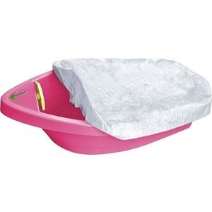 Песочница-бассейн Marian Plast (Palplay) Лодочка (розовый) 311 песочницы palplay marian plast песочница из модулей