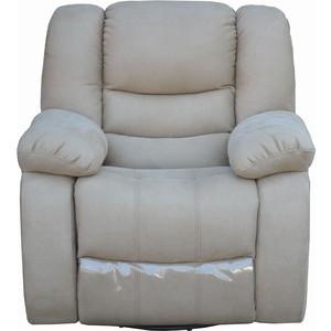 Кресло/реклайнер механическое Экодизайн Маранта с качением, вращением, стопром корса К-037-9 кресло коляска механическое с повышеной грузоподъемностью vermeiren v300хl