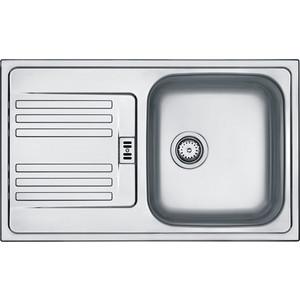 Кухонная мойка Franke EFN 614-78 сталь матовая (101.0017.705)  franke efn 610 нерж сталь зеркальная