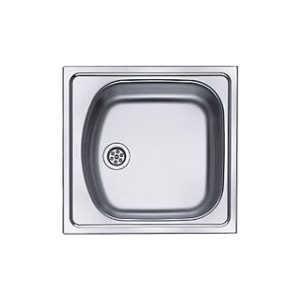 Мойка кухонная Franke ETL 610-45 1 1/2 без перелива нерж лайнен (101.0036.535)