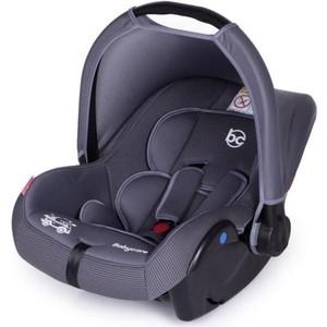 Автокресло Baby Care Lora гр 0+, 0-13кг Серый/Серый baby care автокресло basic evolution 0 25 кг baby care серый чёрный