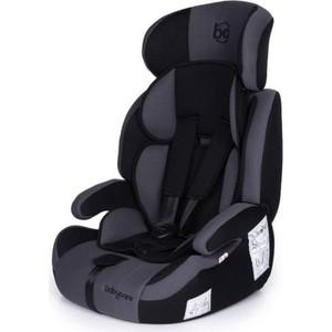 Автокресло Baby Care Legion гр I/II/III, 9-36кг Серый 1008/Черный baby care baby care автокресло lora серое