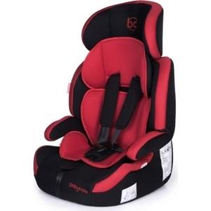 Автокресло Baby Care Legion гр I/II/III, 9-36кг Черный/Красный автокресло coto baby bs02 b como 9 36кг красный меланж