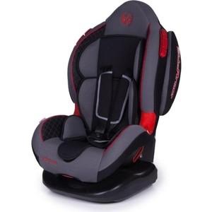 Автокресло Baby Care Polaris ISOFIX гр /II Черный/Серый 1008
