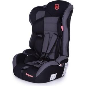 Автокресло Baby Care Upiter Plus гр I/II/III, 9-36кг Черный/Серый автокресло baby care rubin гр 0 i 0 18кг черный серый 1004