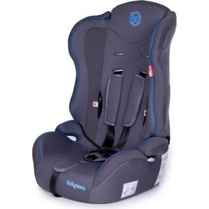 Автокресло Baby Care Upiter без вкладыша гр I/II/III Серый/Синий автокресло baby care rubin гр 0 i 0 18кг черный серый 1004