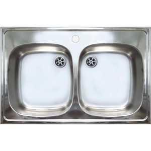 Мойка кухонная Franke ETX 620-50 1 1/2 без перелива нерж полиров (101.0030.481)