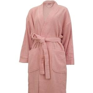 Халат женский Hobby home collection махровый Smart XL розовый (1501001845) tac maison bambu махровый l xl розовый pudra 2999g 89685