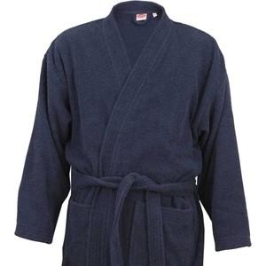 Дом - Текстиль - Халаты - Мужские Hobby home collection махровый Smart XXL синий (1501001842)