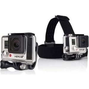Крепление на голову и клипса GoPro ACHOM-001 (Headstrap + QuickClip) аксессуар крепление на руку gopro ahwbm 001