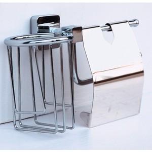 Держатель туалетной бумаги RainBowL Cube и освежитель воздуха (2730-1) стаканы rainbowl cube 2768 1