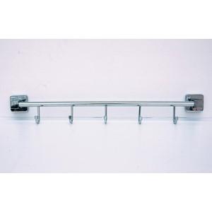 Полотенцедержатель RainBowL Cube 5 крючков (2731-5) макловица fit 01630