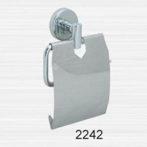 Держатель туалетной бумаги RainBowL Long с крышкой (2242) держатель туалетной бумаги rainbowl otel с крышкой ат 2542