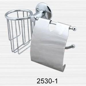 Держатель туалетной бумаги RainBowL Otel и освежитель воздуха (2530-1) держатель туалетной бумаги rainbowl otel с крышкой ат 2542