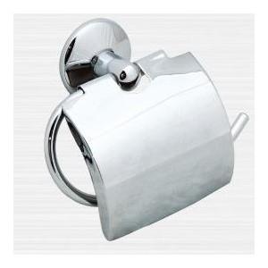Держатель туалетной бумаги RainBowL Otel с ограничителем (D2542-1) держатель туалетной бумаги rainbowl otel с крышкой ат 2542